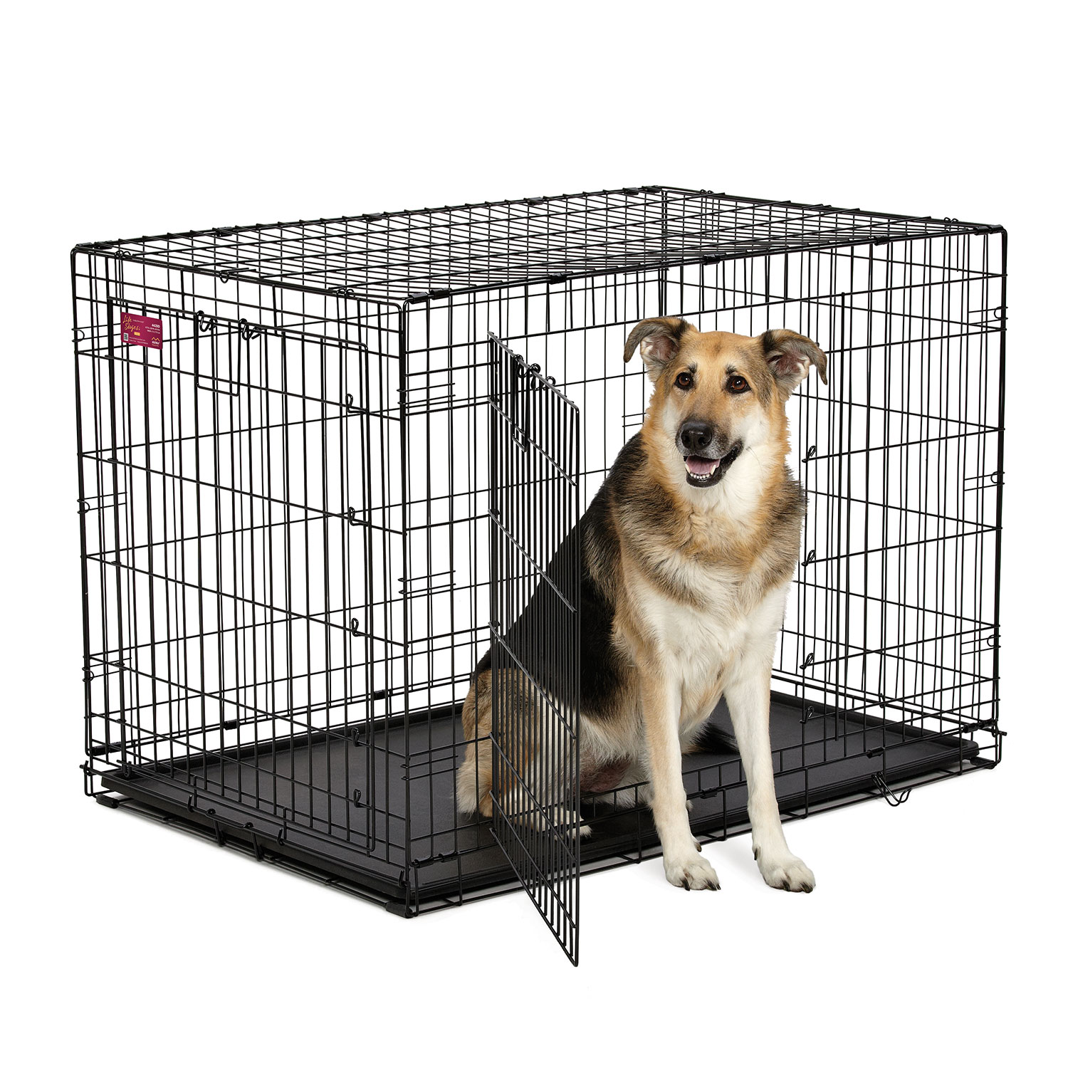 Crate Life Stages Double Door 42 Quot Naturally For Pets